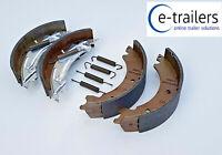 1 x Axle Set 200 x 50 Brake Shoes for ALKO Caravan /& Older Ifor Williams Trailer