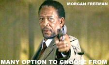 Morgan Freeman Movies - Many options to choose from - Dvd or Bluray w/ Free Ship
