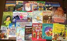 Lot 20 ACCELERATED READERS Picture Books 3rd 4th Grade Most AR 3.0-5.0