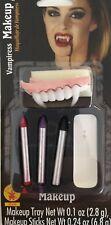 Halloween Vampiress Make Up Kit- Rubies NEW!
