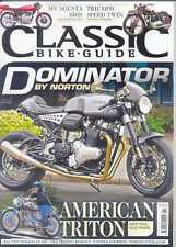 CLASSIC BIKE GUIDE-JUNE 2016 (NEW COPY)Post Included to UK.Europe,USA,Canada
