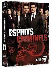 Esprits criminels - Saison 7   //  DVD NEUF