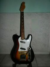 Jolana Iris 1973 vintage guitar of Czechoslovakia of the USSR