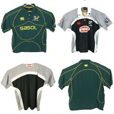 Canterbury Lot Of 2 South Africa Rugby 2007 World Cup Sharks Shirts Size Men 2XL