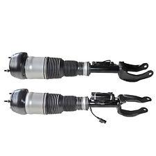 1 Pair Air spring Shock Strut Front For Mercedes ML GL W166 ML350 ML500 ML550