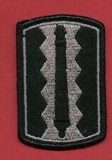 54th FIELD ARTILLERY BRIGADE PATCH - ACU COLOR BLACK ON GRAY