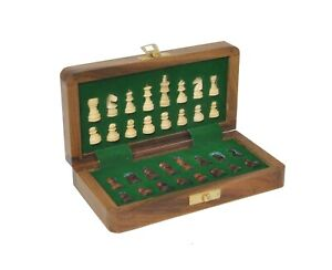 Chess Best Wooden Chess Pieces Set-Board Game