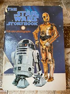 Star Wars Storybook - Random House Vintage - 1978 - First Edition