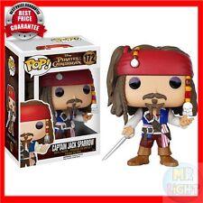Funko Pop Jack Sparrow Pirates of the Caribbean Disney Figure Toy Original Box
