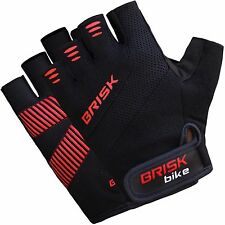 Brisk Bike Compact Cycling Comfort Griper Gloves Mountain Biking MTB Gloves