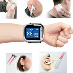 Low Level Cold Laser Therapy Watch for Tinnitus Rhinitis Hypertension Immune