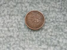 1/2 Cent 1912 Bronze vz - bf / super Münze, Schön-Kat.-Nr. 30.1 - seltenes Pj.