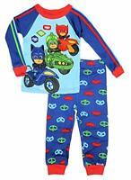 PJ Masks Pajamas Set 2pc Disney Sleep Outfit Toddler 3T Snug Fit NEW