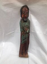 Mexican Religious Wood Carvings Statues