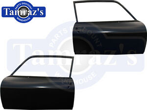 68-72 Chevy Nova Door Shell - Pair New