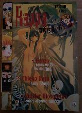 Kappa Magazine n. 97 ed.Star Comics Genzo Trigun