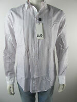 D&G Dolce&Gabbana Herren Hemd Camicia Shirt George RS0831 M L 41