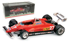 Brumm R287 Ferrari 126C2 Turbo Italian GP 1982 - Patrick Tambay 1/43 Scale
