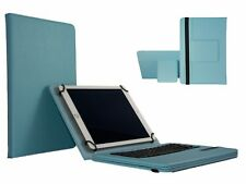 "10.1"" Bluetooth  Keyboard Case Book Cover For Samsung Nexus 10 - TUR"