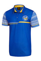 Parramatta Eels NRL Classic Sublimated Polo Shirt Size S-5XL! S18