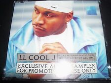 LL Cool J – G.O.A.T. FtJames T. Smith The Greatest Of All Time Promo Sampler CD