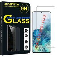 """1 Film Verre Trempé Protecteur Écran Samsung Galaxy S20+ Plus/ S20+ 5G 6.7"""""""