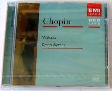 CHOPIN F. - WALTZES - ALEXEEV - CD Sigillato