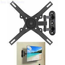 TV Wall Mount Full Motion for Samsung Vizio 32 39 40 42 46 47 50 51 55 60 65 LED