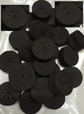 "30pc Bay Hydro 2"" x 3/4"" FIRM Crown / Spoke Cloning Neoprene Inserts $$ SAVE $$"