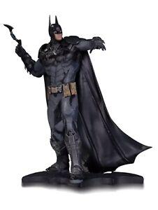 DC Collectibles Arkham Knight Batman Statue Black White City Asylum NEW Joker
