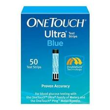 OneTouch Ultra Blue Diabetic Test Strips