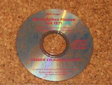 CD Kurt Jaeger Die deutschen Münzen seit 1871 Jaeger 1998