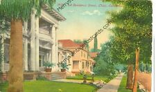 California, Chico Residence Street Pm 1919 Vintage View (Ca-C)