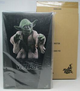 HOT TOYS Star Wars YODA - EPISODE V MMS 369 Action Figure