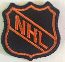 "NHL Shield  Crest / Patch 1.6""X1.6""Inch Iron On  / Sew On"