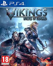 Vikings Wolves Of Midgard [UK Import] PS4 Playstation 4 IT IMPORT KALYPSO