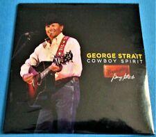 George Strait CD Rare Promo Wrangler Cowboy Spirit Long Live Cowboys NEW SEALED