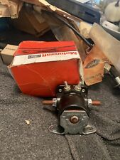 NOS 1971-1973 FORD MUSTANG TORINO GALAXIE STARTER SOLENOID 72 DATE CODE