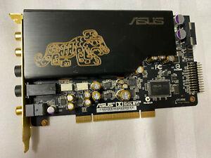 ASUS Xonar Essence ST + H6 7.1 DAC Expansion Card 24-bit 192KHz PCI Audio Card