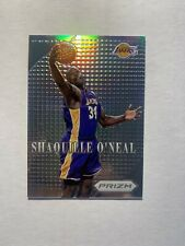 Shaquille O'neal 2012-13 PRIZM Silver Refractor MVP Most Valuable Player Insert