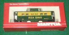 Mantua HO scale Reading Heavy 36' Caboose #9292