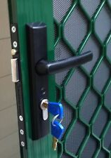 Security Door Custom Made To Measure.Most Colours