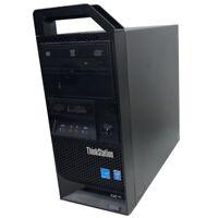 Lenovo ThinkStation E32 Intel E3-1240 V3 3.40ghz 12GB 2TB Win 10 Quadro K600