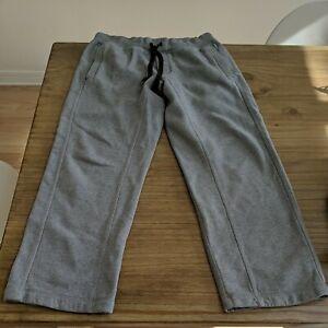 Lululemon Men's Sweatpants Gray XL