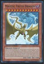 Yugioh CT09-EN016 Malefic Truth Dragon Super Rare Card