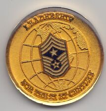 Worldwide Command Chief Master Sergeant's Conference 2000 challenge coin 173