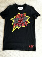 Abercrombie & Fitch Graphic T-Shirt Size S