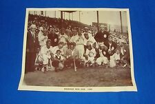 "1949 Memphis Red Sox Photo Print 19"" X 15"""
