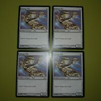 Omega Myr x4 Mirrodin 4x Playset Magic the Gathering MTG