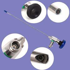 Rigid Sinus mirror ø4x175mm Sinuscope Arthroscopy Endoscope ENT Endoscopie 0/30°